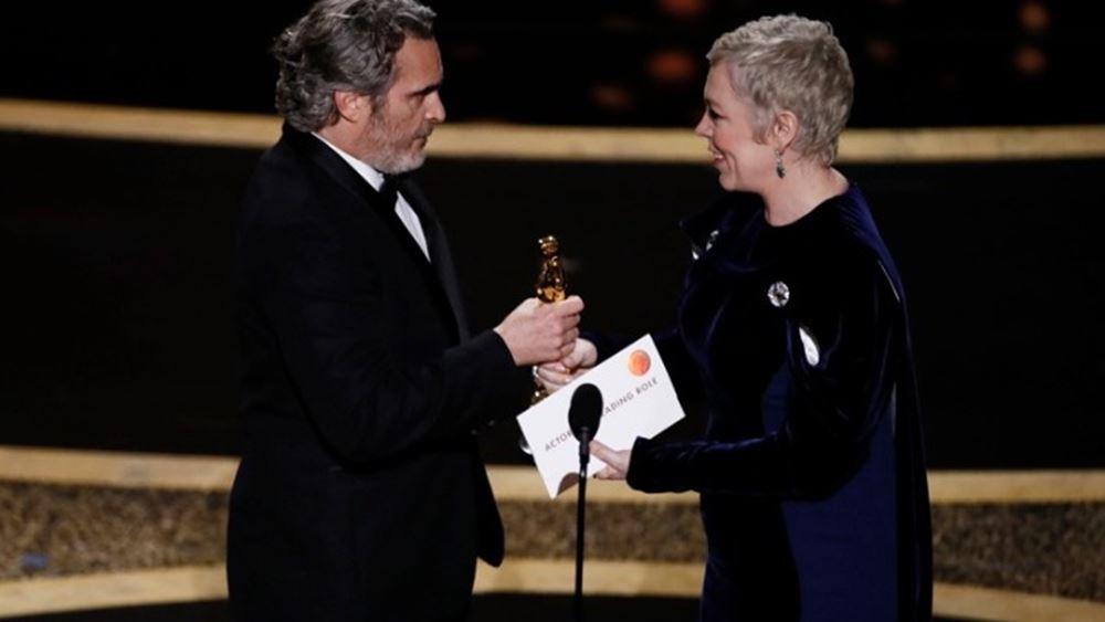 Χοακίν Φίνιξ στα Βραβεία Όσκαρ: Έχω υπάρξει παλιάνθρωπος και εγωιστής στη ζωή μου