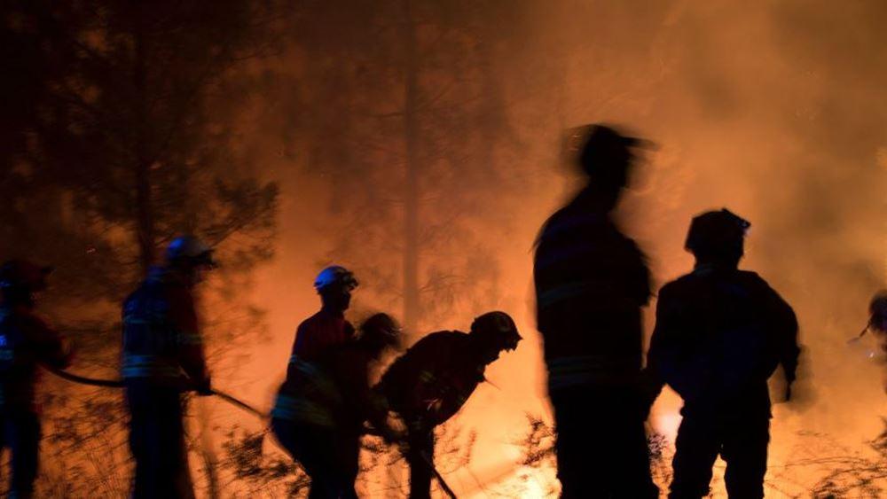 Στους 45 νεκρούς αυξήθηκε ο απολογισμός των πυρκαγιών στην Πορτογαλία