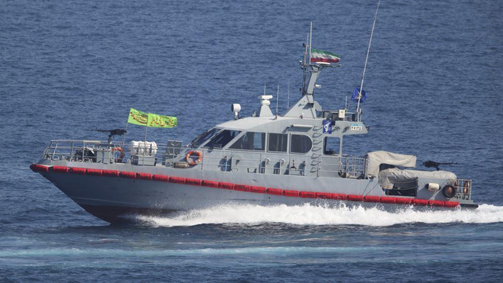 Οι Φρουροί της Επανάστασης κατέσχεσαν πετρελαιοφόρο στον Περσικό Κόλπο