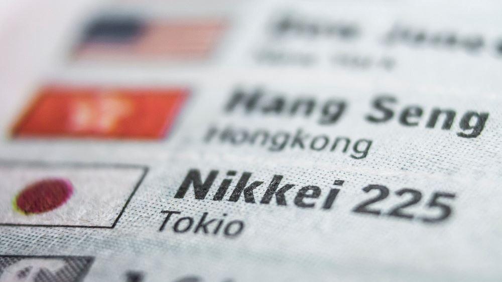 Nikkei 225 Hang Seng Ασια