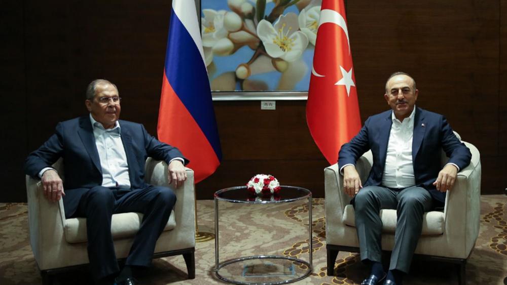 """Ρωσία και Τουρκία συζήτησαν """"λεπτομερώς"""" για το Αφγανιστάν σε επίπεδο ΥΠΕΞ"""