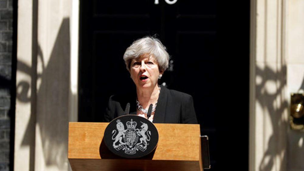 Στις αρχές Ιουνίου θα ανακοινώσει η Μέι πότε αποχωρεί από την πρωθυπουργία