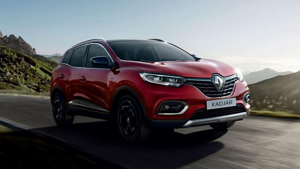 Στην Ελλάδα το νέο Renault Kadjar 1.3 TCe 140 HP Sport Edition