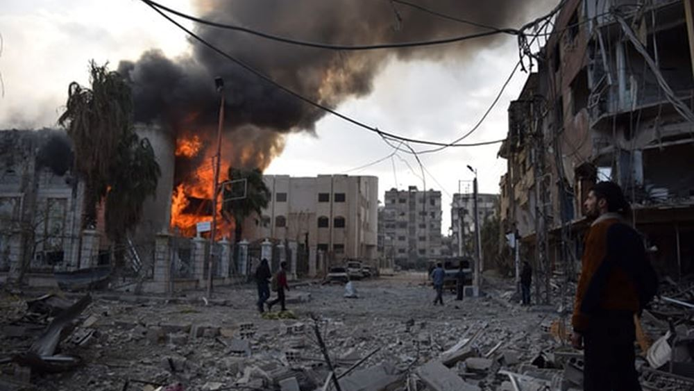 Συρία: Ένας αστυνομικός νεκρός από έκρηξη παγιδευμένου αυτοκινήτου στην πόλη Καμισλί