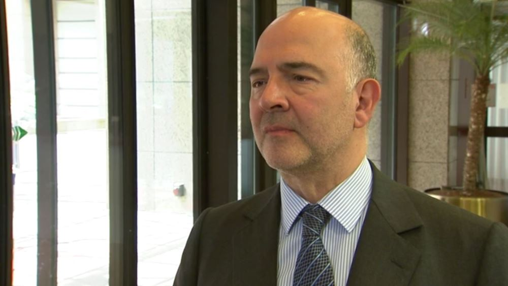 Moscovici: Δεν συγκρίνεται η κατάσταση της Γαλλίας με αυτή της Ιταλίας