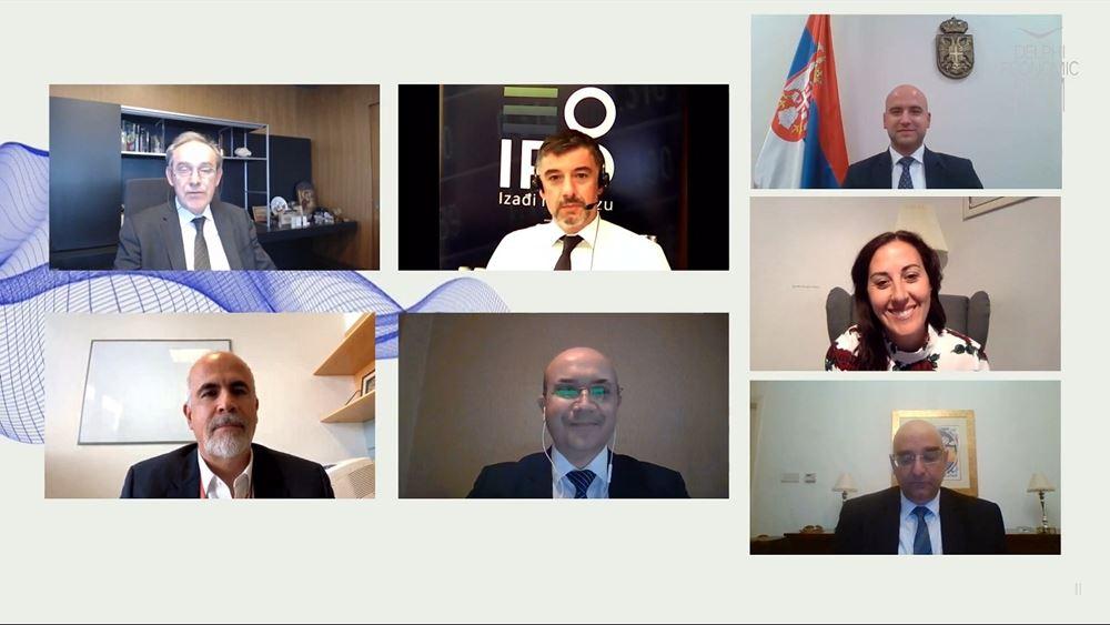 Delphi Forum: Οι προκλήσεις για τις περιφερειακές χρηματαγορές
