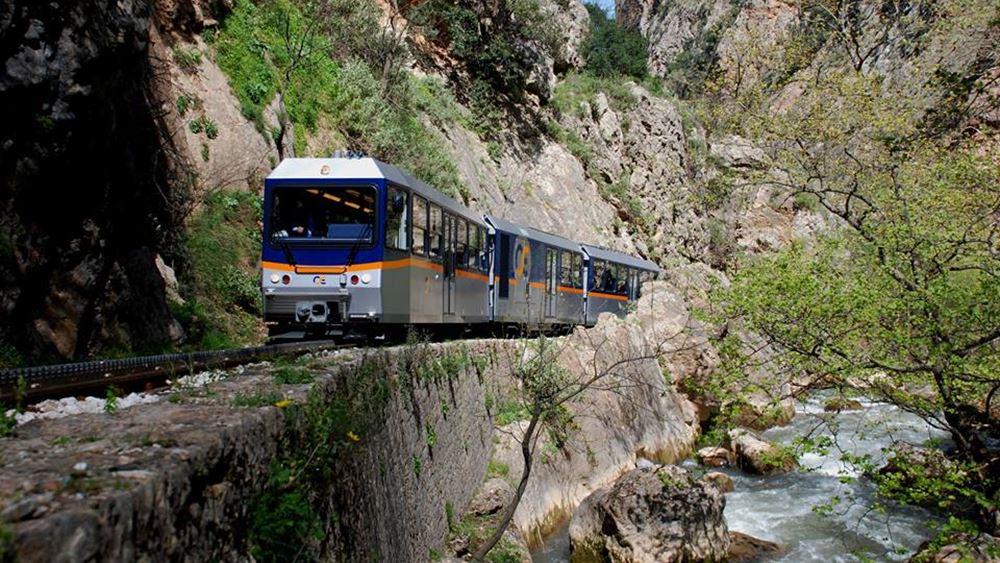 Καλάβρυτα: Επανέναρξη των δρομολογίων του Οδοντωτού σιδηρόδρομου