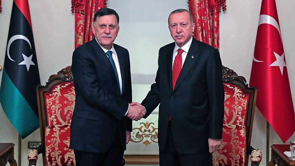 """""""Καμπανάκι"""" του ΟΗΕ προς την Τουρκία: Να συμμορφωθούν όλοι με το εμπάργκο όπλων προς τη Λιβύη"""