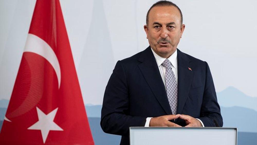 """Κυπριακό: Νέα διαδικασία μεταξύ δύο """"κρατών"""" θέλει ο Τσαβούσογλου"""