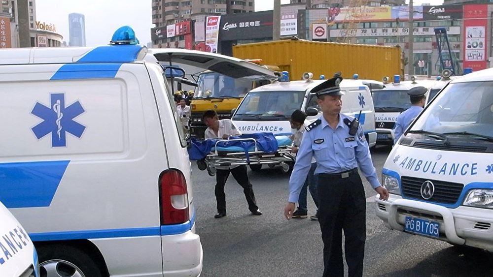 Κίνα: Επίθεση με μαχαίρι μέσα σε σούπερ μάρκετ, 3 νεκροί, 7 τραυματίες
