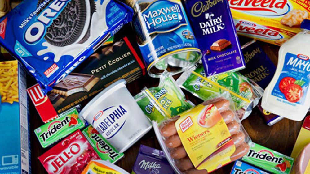 Mondelez International: Άνοδος της κατανάλωσης σνακ σε παγκόσμιο επίπεδο