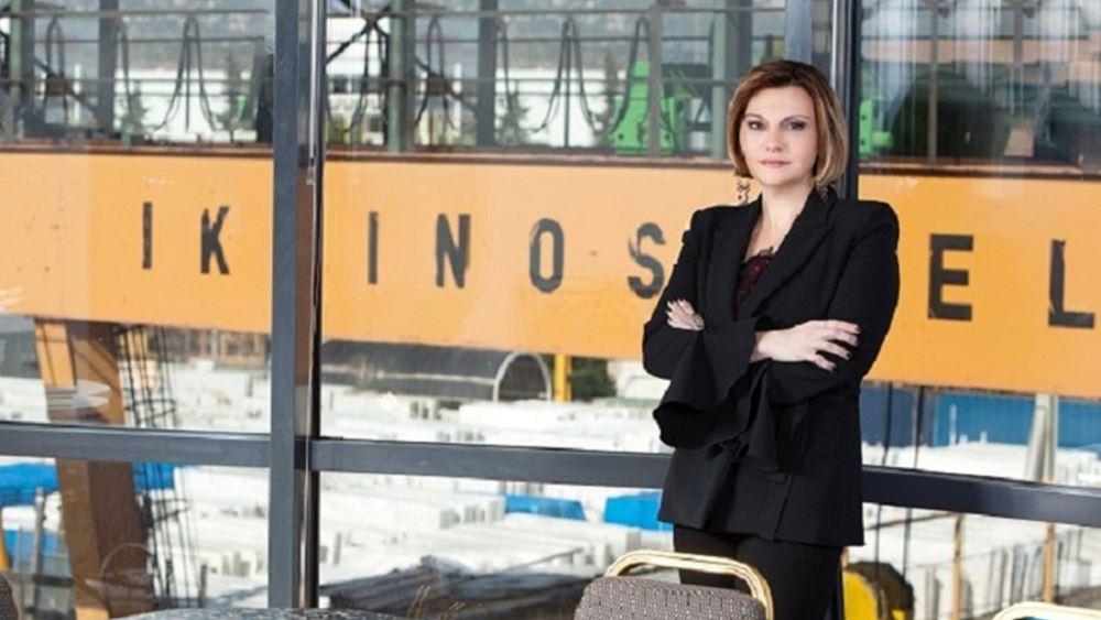 Ιουλία Χαϊδά: Η επιχειρηματίας που μεγαλώνει την Ικτίνος Ελλάς στο εξωτερικό