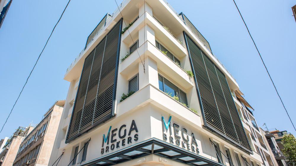Στα διαμάντια της ελληνικής αγοράς η MEGA BROKERS