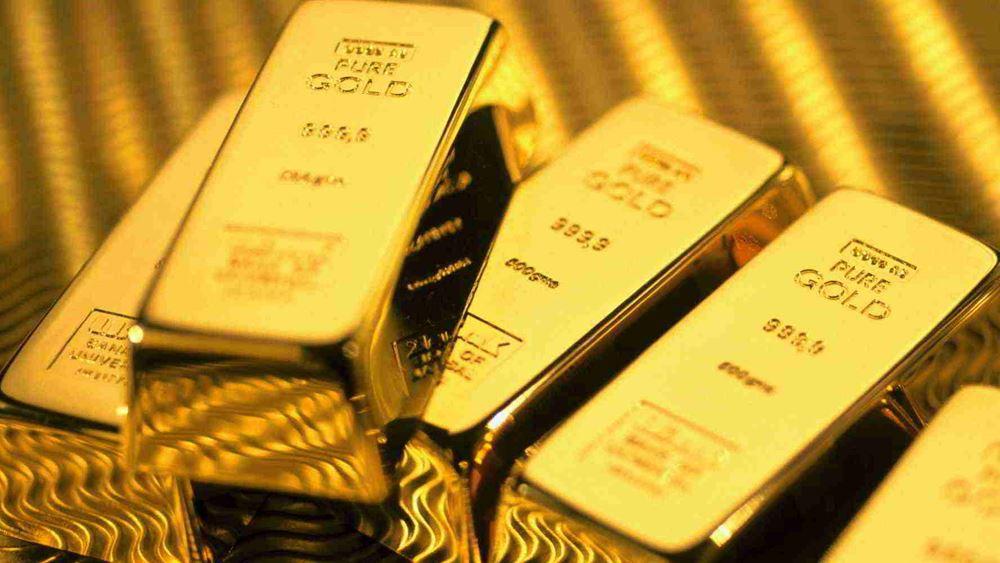 Επέστρεψε στα κέρδη ο χρυσός -πάνω από τα 1.000 δολάρια η πλατίνα