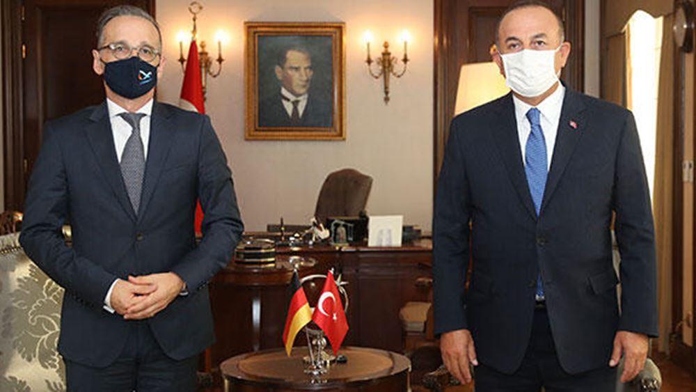 Μάας: Χρειάζεται σοβαρός διάλογος μεταξύ Αθήνας και Άγκυρας
