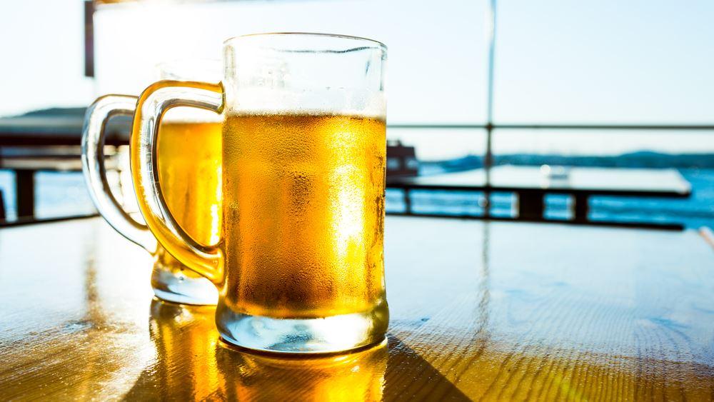 Πότε η κατανάλωση μπύρας θα επιστρέψει στα προ COVID επίπεδα