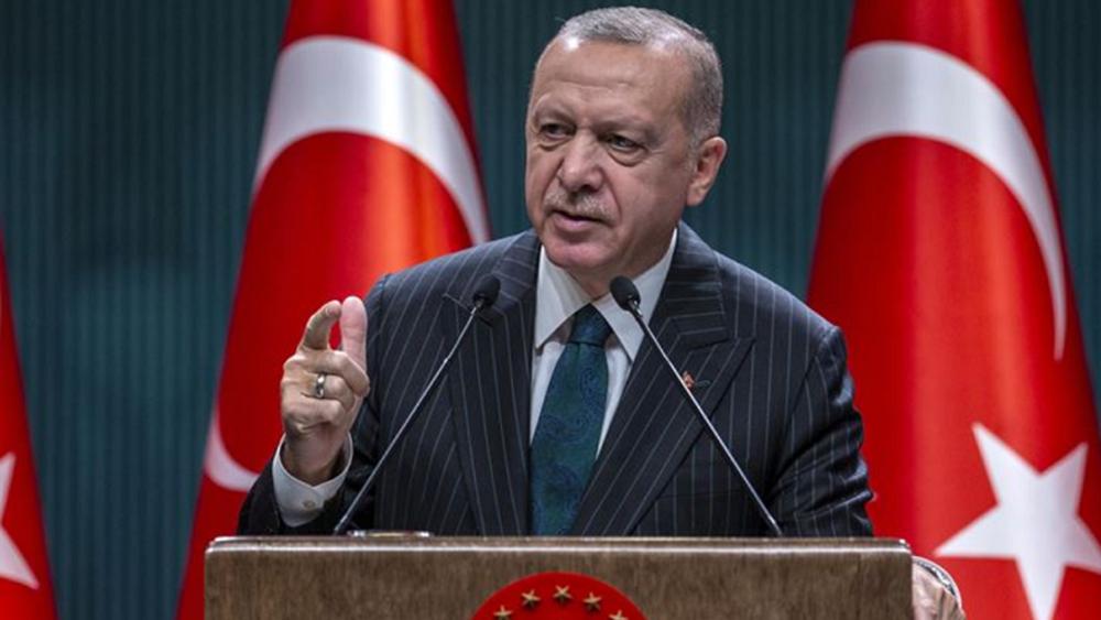 """Δόγμα του Ερντογάν η """"αναστάτωση"""""""