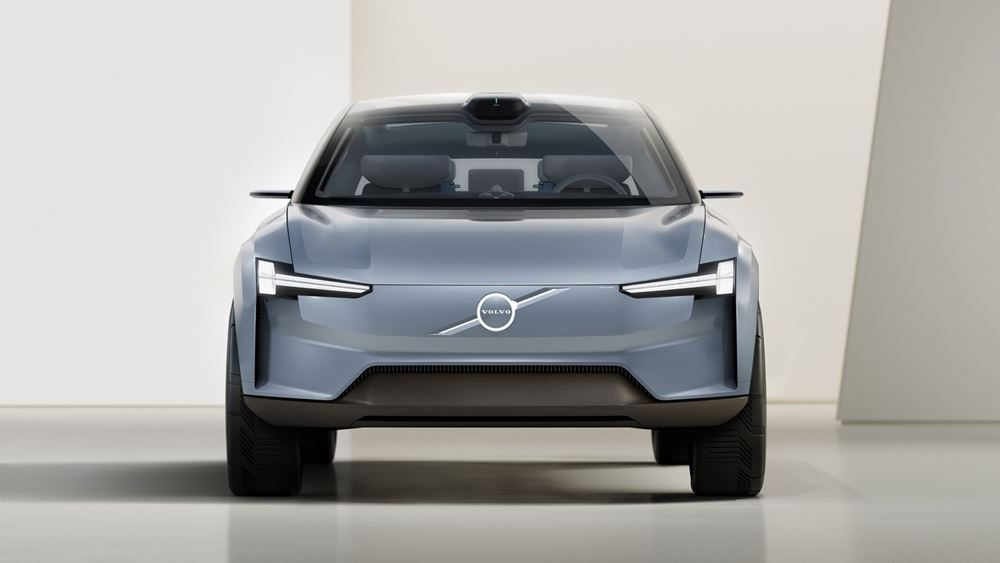 Volvo Concept Recharge: Ηλεκτρικό μανιφέστο
