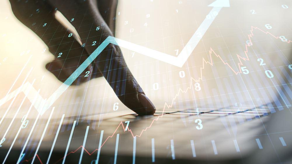 Μετριάζουν τα κέρδη τους οι ευρωαγορές μετά τα στοιχεία για το ΑΕΠ