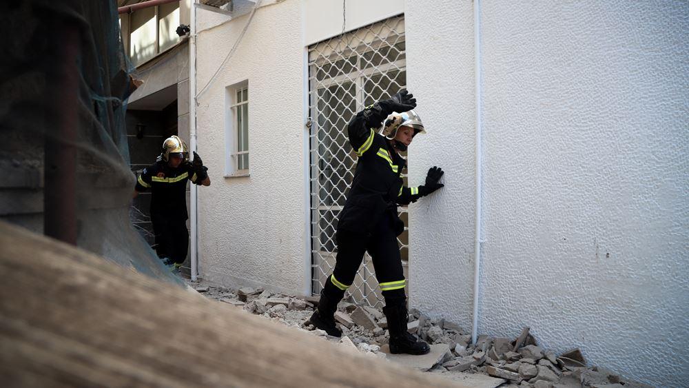 Τα μέτρα που πρέπει να λάβουν οι πολίτες μετά τον σεισμό των 5,1 Ρίχτερ