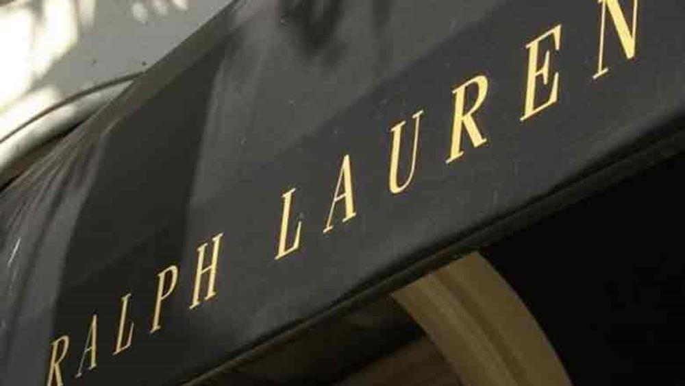 Διεύρυνση ζημιών ανακοίνωσε η Ralph Lauren στο τρίμηνο