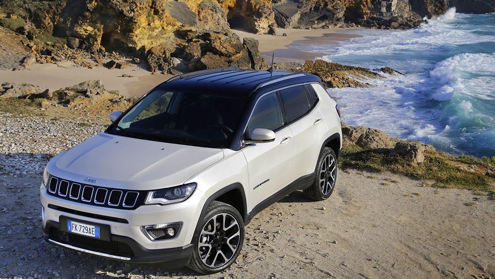 Jeep® Compass: Τώρα, με ακόμα περισσότερες επιλογές