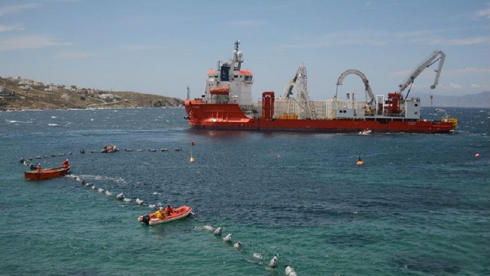 Cenergy: Η Hellenic Cables προσωρινή ανάδοχος της ηλεκτρικής διασύνδεσης Σαντορίνης-Νάξου