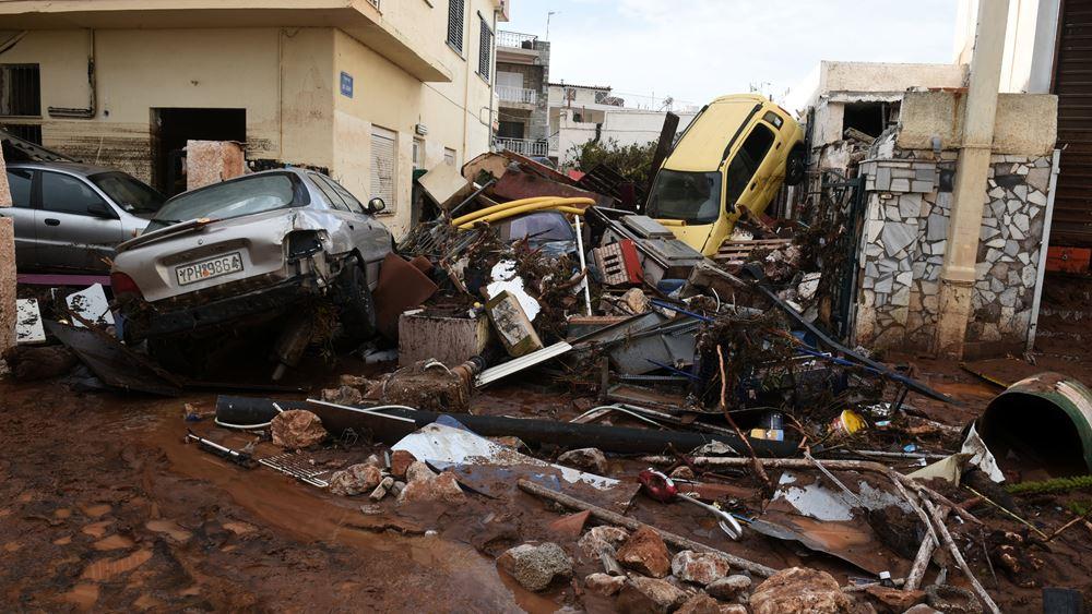 Έκκληση για βοήθεια στους πλημμυροπαθείς της Δυτικής Αττικής από τη μητρόπολη Μεσσηνίας
