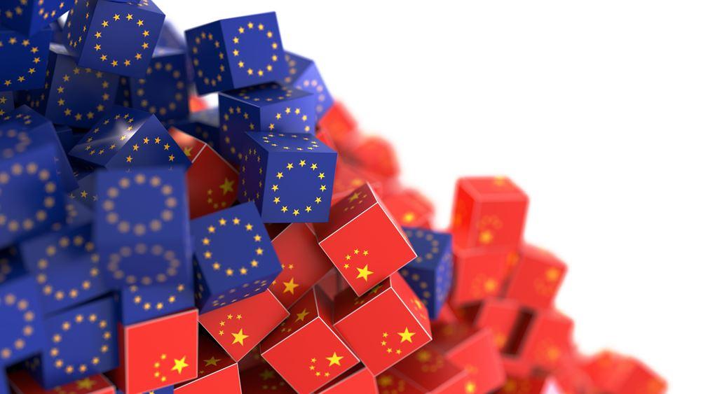 Κίνα-ΕΕ: Θετική προοπτική για τις διμερείς εμπορικές σχέσεις, μετά την αύξηση που καταγράφηκε το 2020