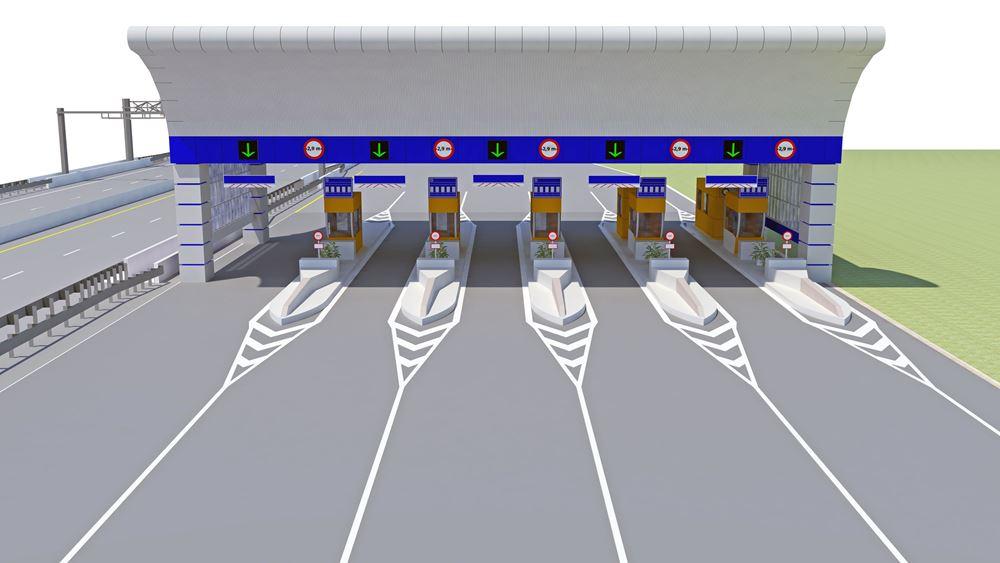 Διόδια: Ερχεται ενιαίο e-pass σε όλους τους αυτοκινητοδρόμους