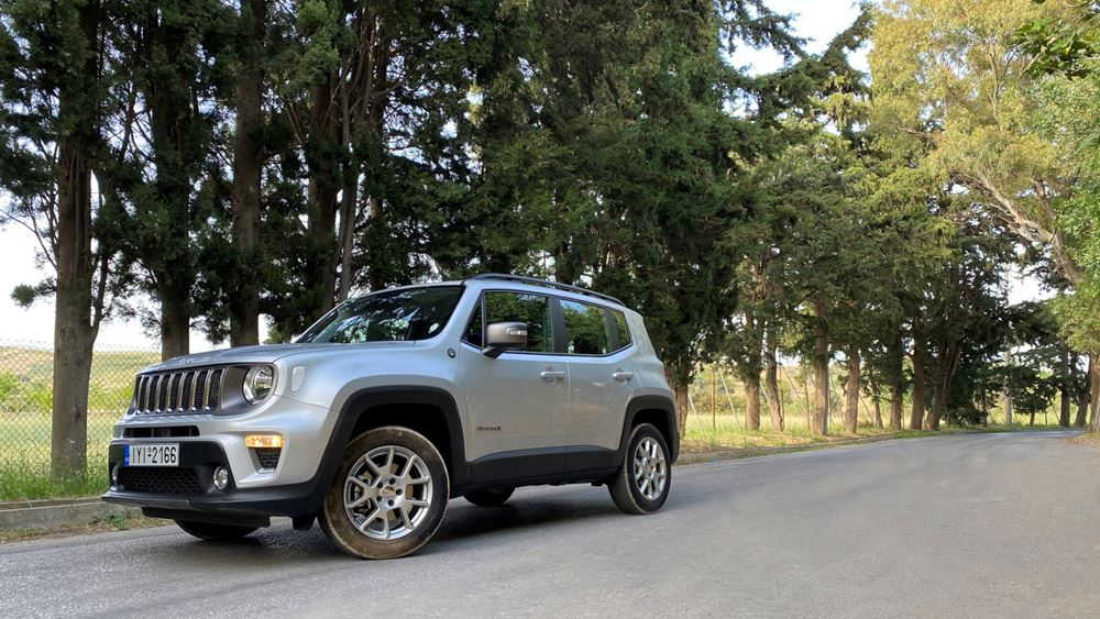 Jeep Renegade Limited 1,3 GSE 180 Hp 4WD AT9