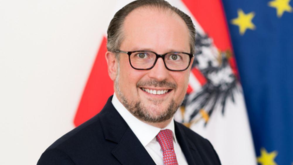 Αυστρία: Ο ΥΠΕΞ Σάλενμπεργκ θα είναι ο επόμενος καγκελάριος μετά την παραίτηση του Κουρτς