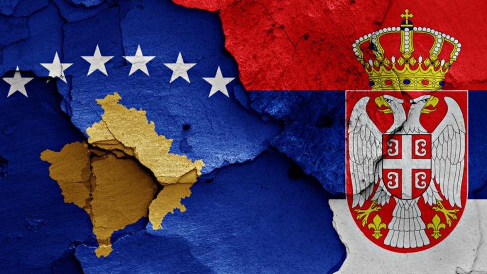 Το Βελιγράδι και η Πρίστινα υπογράφουν συμφωνία οικονομικής συνεργασίας στον Λευκό Οίκο παρουσία του προέδρου Τραμπ