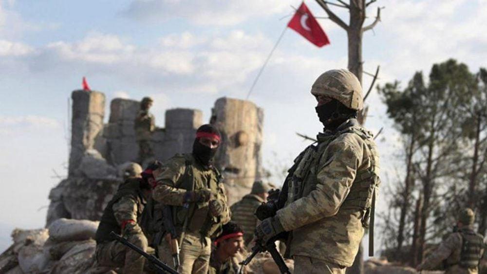 Ο Ερντογάν έστειλε ειδικές δυνάμεις στην Ιντλίμπ