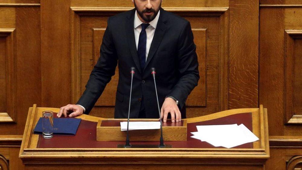 Τζανακόπουλος: Ανεπίτρεπτο πλήγμα στη Δημοκρατία ο θάνατος κρατούμενου από απεργία πείνας