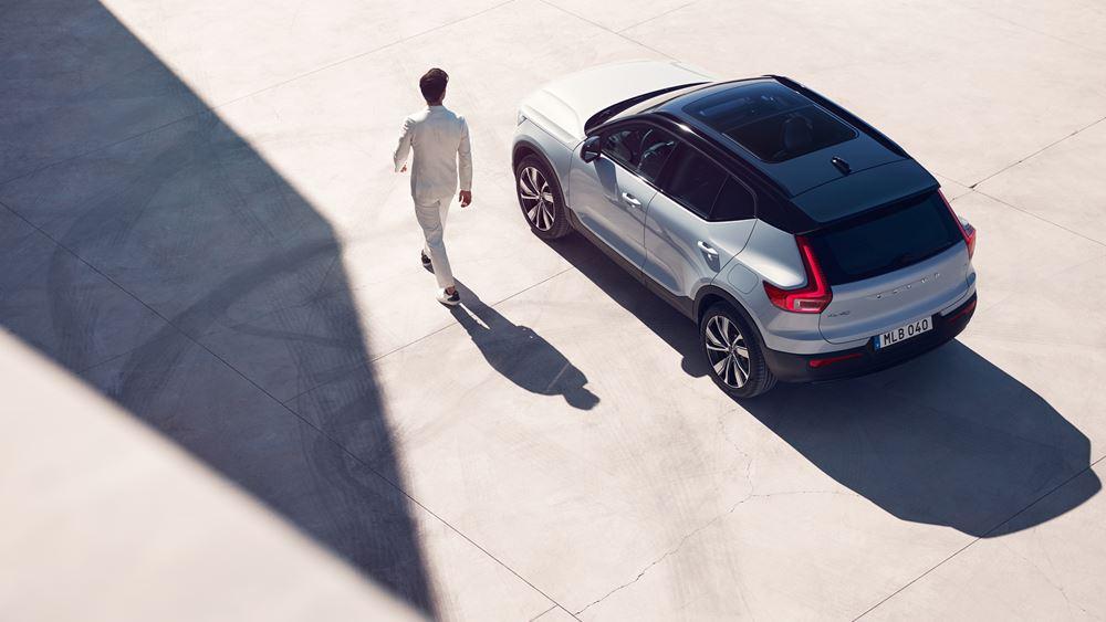 Κωδικός XC: Ασφάλεια, αρμονία, ποιότητα, με τον τρόπο της Volvo