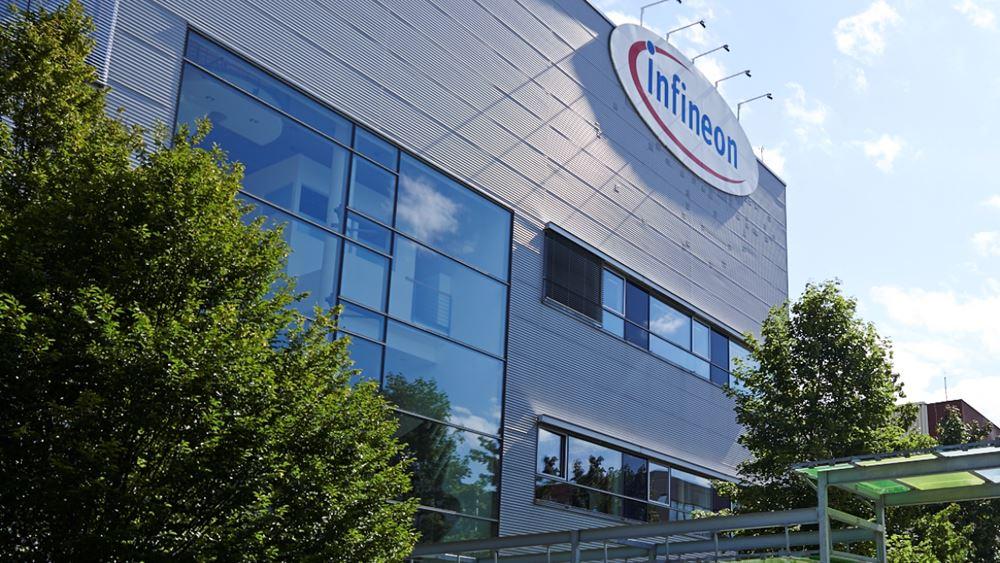 Αυξήθηκαν τα κέρδη της Infineon χάρη στη συνεχή υψηλή ζήτηση επεξεργαστών
