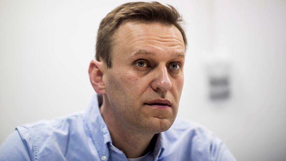 Γερμανία: Ο Ναβάλνι δηλητηριάστηκε 'αναμφισβήτητα' με νόβιτσοκ