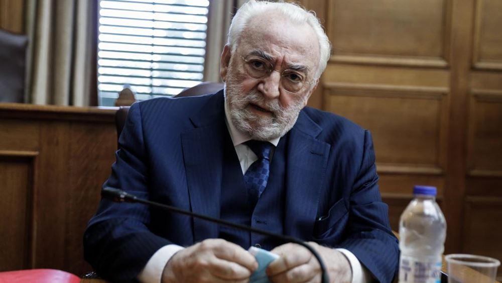 Βουλή: Δεύτερη ημέρα εξέτασης του Χρ. Καλογρίτσα στην προανακριτική για την υπόθεση Ν. Παππά