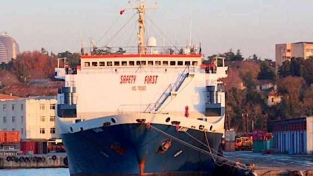 Ιταλία: Οι αρχές δέσμευσαν το πλοίο που μετέφερε όπλα στους μισθοφόρους του Ερντογάν στη Λιβύη