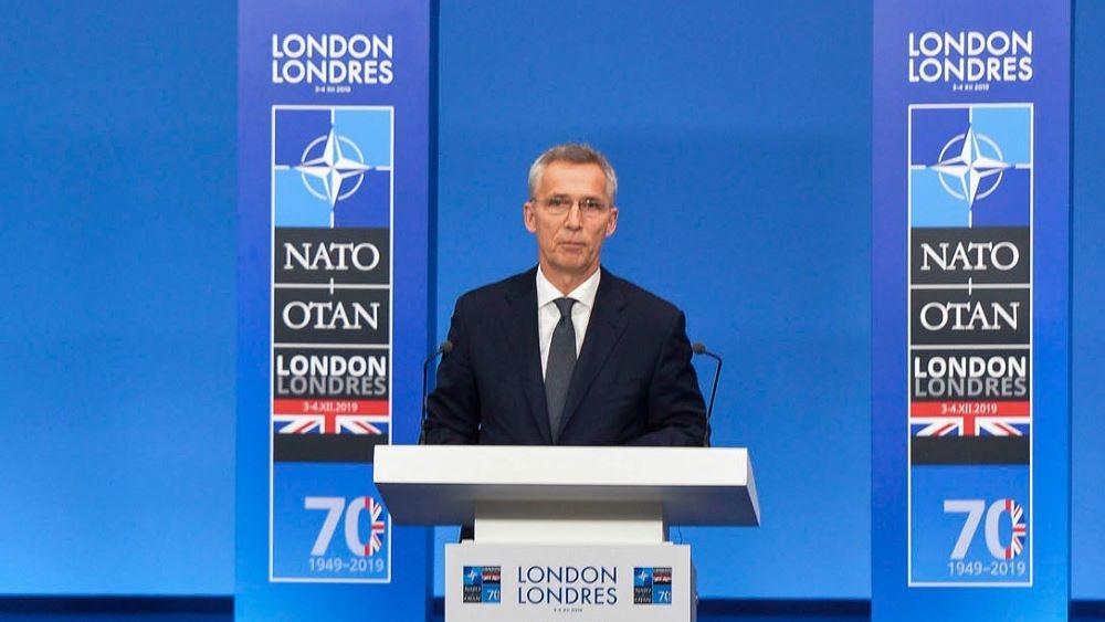 ΓΓ ΝΑΤΟ: Είμαστε έτοιμοι να στηρίξουμε την κυβέρνηση Σάρατζ