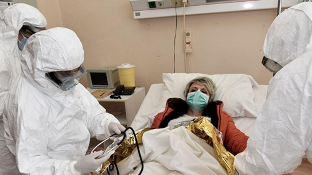 Αυξάνονται τα κρούσματα μειώνονται οι νεκροί στην Ιταλία: Οι θάνατοι έφτασαν τους 17.669