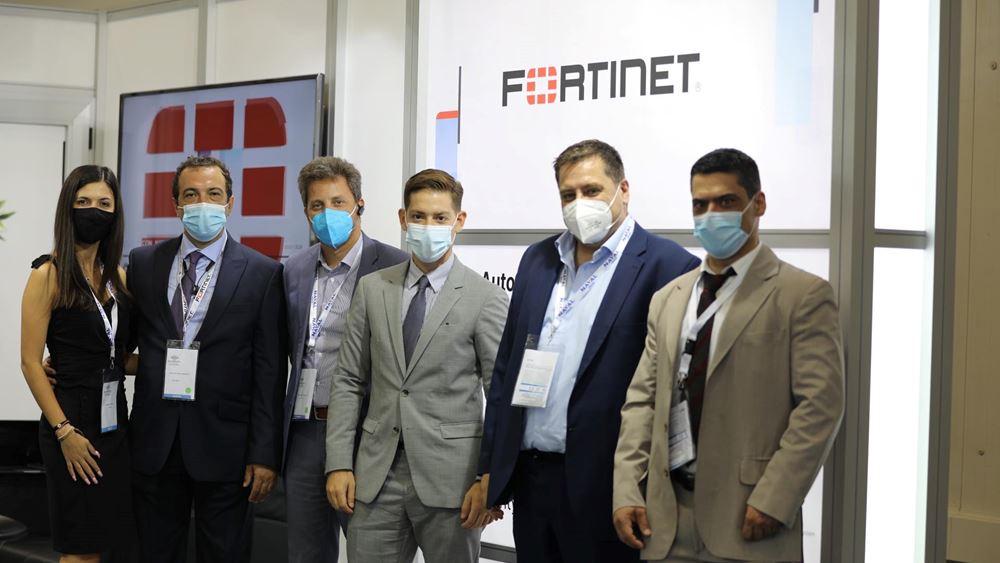 Με μεγάλη επιτυχία η συμμετοχή της Fortinet στην DEFEA 2021