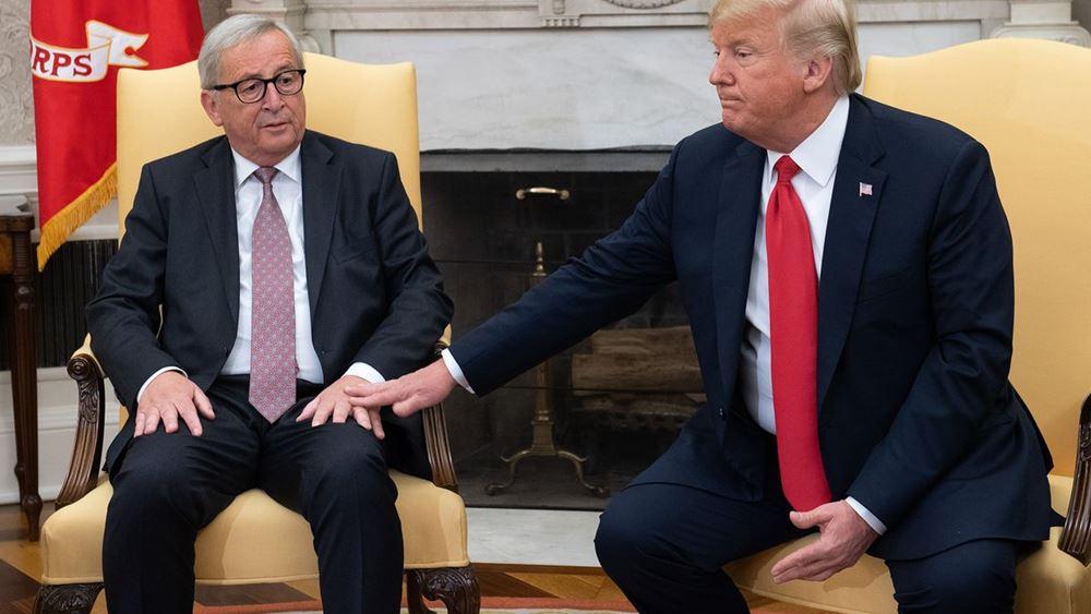 Τα κυριότερα σημεία της συμφωνίας ΗΠΑ - ΕΕ για το εμπόριο