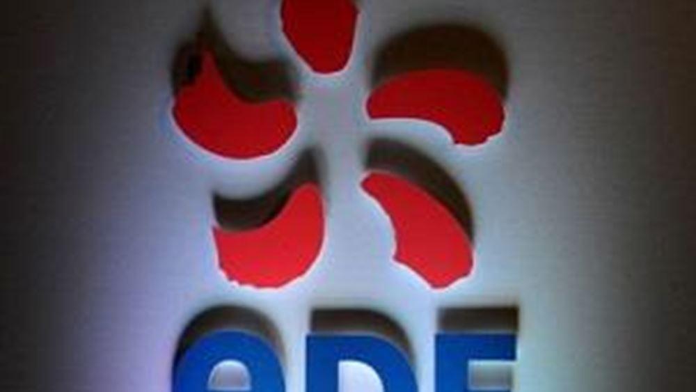 EDF: Υποχώρησαν 14% τα καθαρά κέρδη