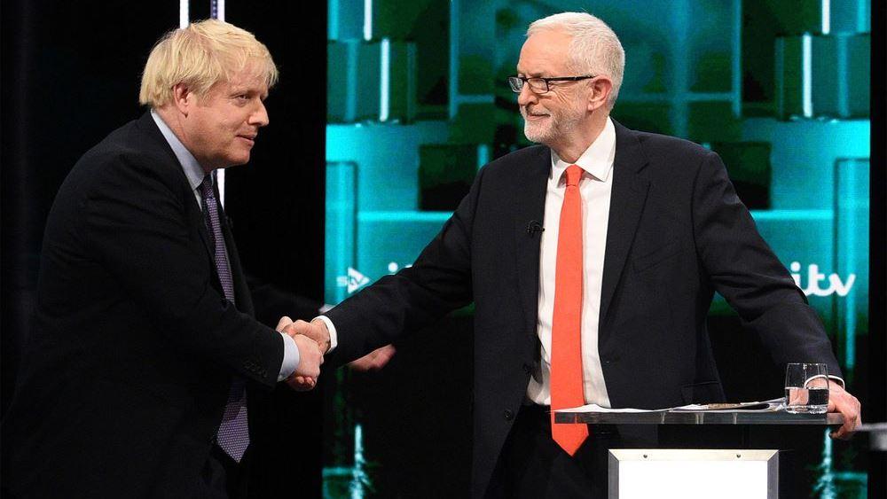 """Brexit Τζόνσον ή """"σύντροφος"""" Κόρμπιν - Ποιος είναι χειρότερος;"""