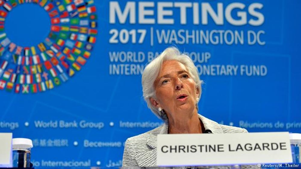 Lagarde: Η ανάπτυξη της βρετανικής οικονομίας θα είναι υψηλότερη στην περίπτωση συμφωνίας με την ΕΕ