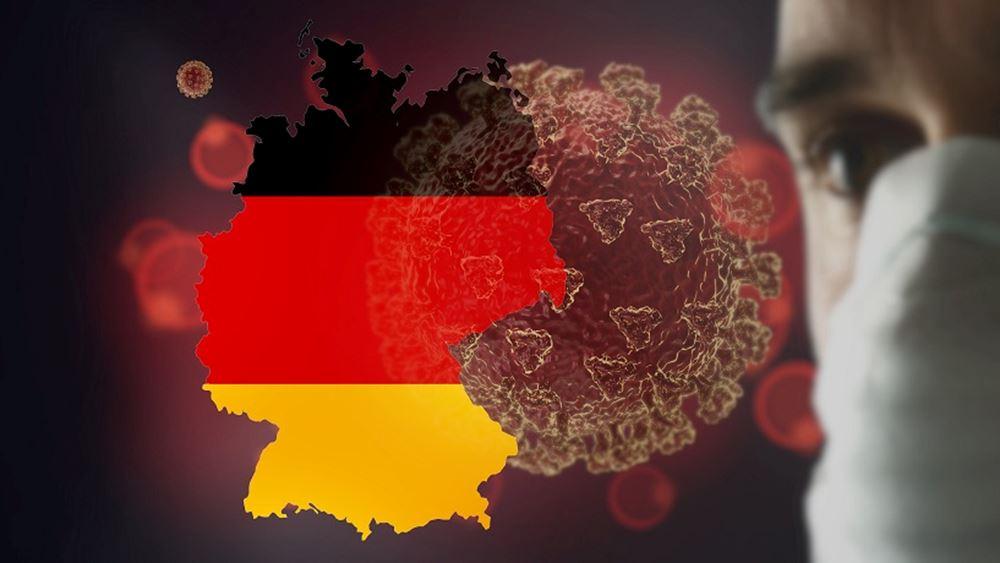 Γερμανια κορονοιος