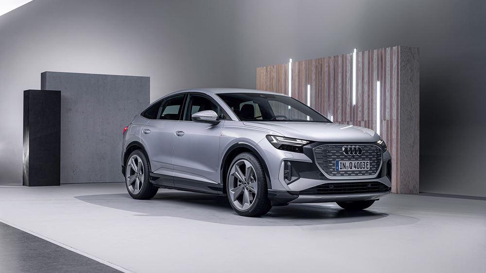 Τα Audi Q4 e-tron και Q4 Sportback e-tron στην Ελλάδα