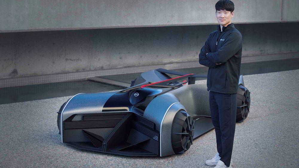 Εντυπωσιάζει το Nissan GT-R (X) 2050